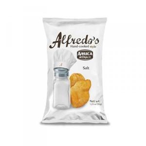 Alfredo'S Sea Salt Chips Gluten Free 35g