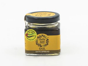 Chilli Date Basil Spread Gluten Free & Vegan 70g