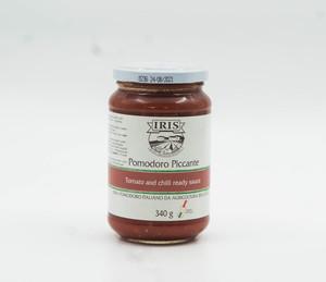 Iris Organic Chilli Tomato Pulp 340g