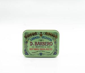 Barbero Metal Green Box 100g
