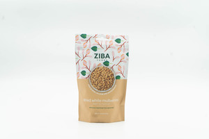 Ziba Dried White Mulberries 150g
