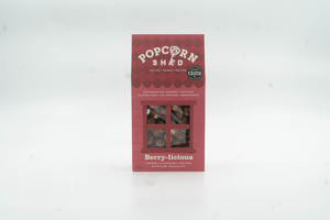 Popcorn Shed Berry-Licious Shed Gluten Free 80g