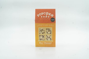 Popcorn Shed Say Cheese Shed Gluten Free 80g