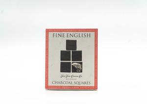 Fcc Charcoal Squares 150g
