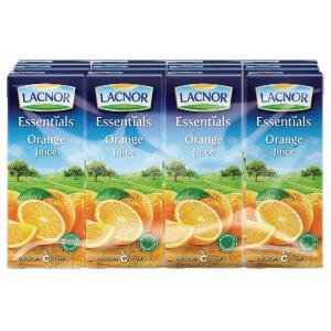 Lacnor Orange Juice 12x180ml