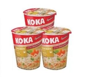 Koka Cup Noodle Assorted 3x70g