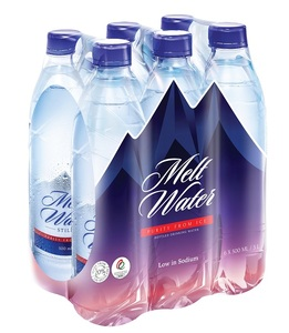 Melt Water Pet 6x500ml