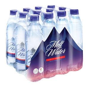 Melt Water Pet 12x330ml