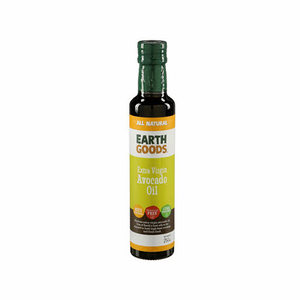 Earth Goods Extra Virgin Avocado Oil 250ml