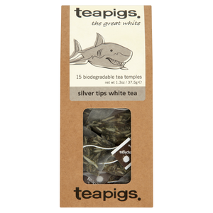 Teapigs Silver Tips White Tea 15 Temples 15temples