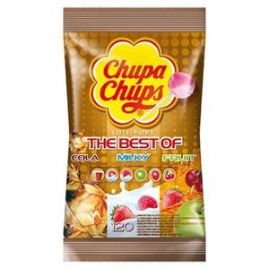 Chupa Chups  Best Of Lollipop Bag 120pcs