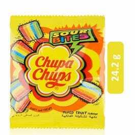 Chupa Chups Sour Bites Pouch 26.4g
