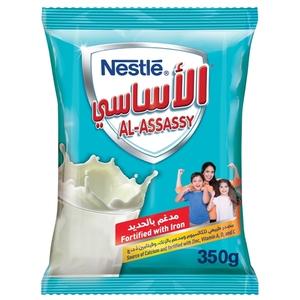 Nestle Al Assassy Instant Dairy Formula 350g