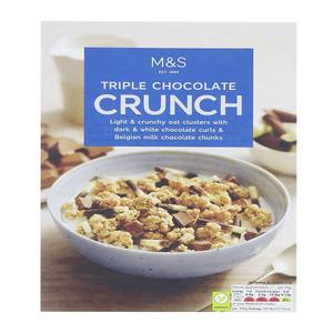 Triple Chocolate Crunch 500g