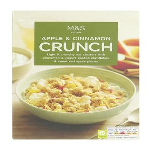 Apple & Cinnamon Crunch 500g