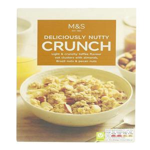 Deliciously Nutty Crunch 500g