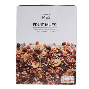 Fruit Muesli 500g