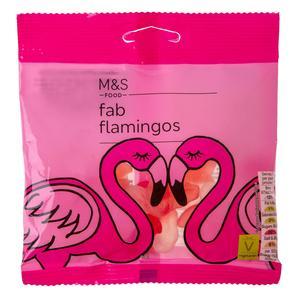 Fab Flamingos 65g
