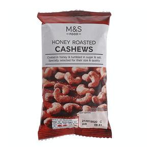 Honey Roasted Cashews 150g