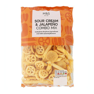 Sour Cream & Jalapeno Combo Mix 150g