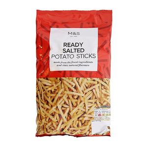 Ready Salted Potato Sticks 150g