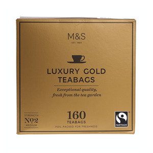 Luxury Gold Teabags 500g