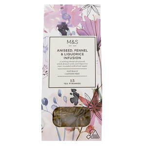 Aniseed And Fennel Infusion 37g