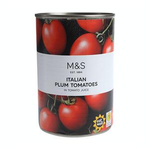 Italian Plum Tomatoes 400g