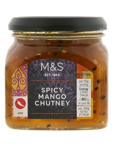 Spicy Mango Chutney 300g