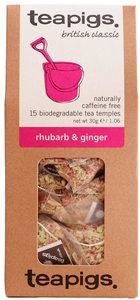 Teapigs Rhubarb & Ginger 15temples