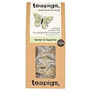 Teapigs Fennel & Liquorice 15temples