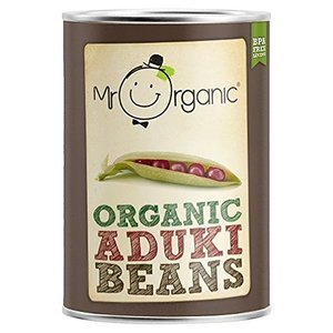 Mr Organic Aduki Beans 400g