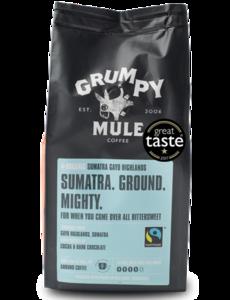 Grumpy Mule Sumatra Gayo Coff 227g
