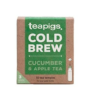 Teapigs Cucumber And Apple Cold Brew 10temples
