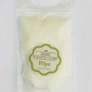 Ripe Organic Desiccated Coconut 200g