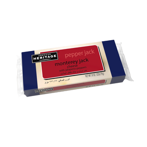 American Heriatge Bar Pepper Jack 227g