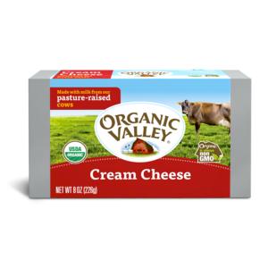 Organic Valley Cream Cheese Block 8oz
