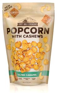 East Bali Cashews Popcorn Salted 90g