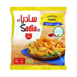 Sadia Seasoned Potato Wedges 750g