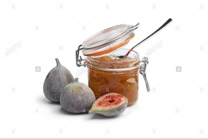 Al Douri Fig Jam With Nuts 1kg