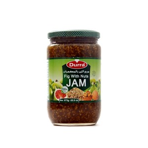 Durra Fig Jam With Nuts 875g