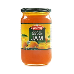 Durra Apricot Jam Mushed 875g