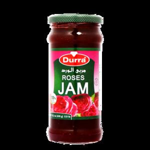 Durra Rose Jam 430g