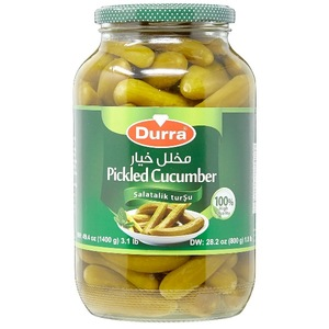Durra Cucumber Pickled 1400g