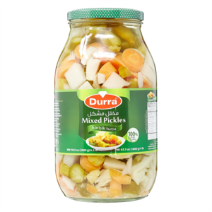 Durra Vegetable Pickled 2800g