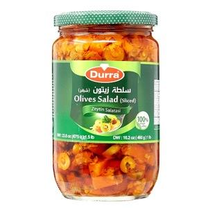 Durra Olive Salad 675g