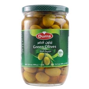 Durra Green Olives Klosal 650g