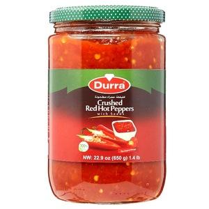 Durra Red Pepper Paste 650g