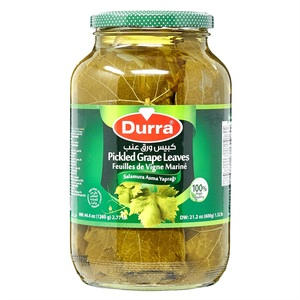 Durra Pickled Grape Leaves 600g