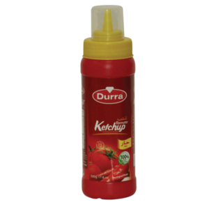 Durra Ketchup Hot 500g